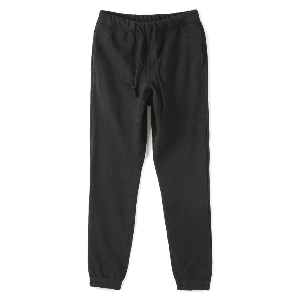 "Cotton-jersey track pants ""Black"""