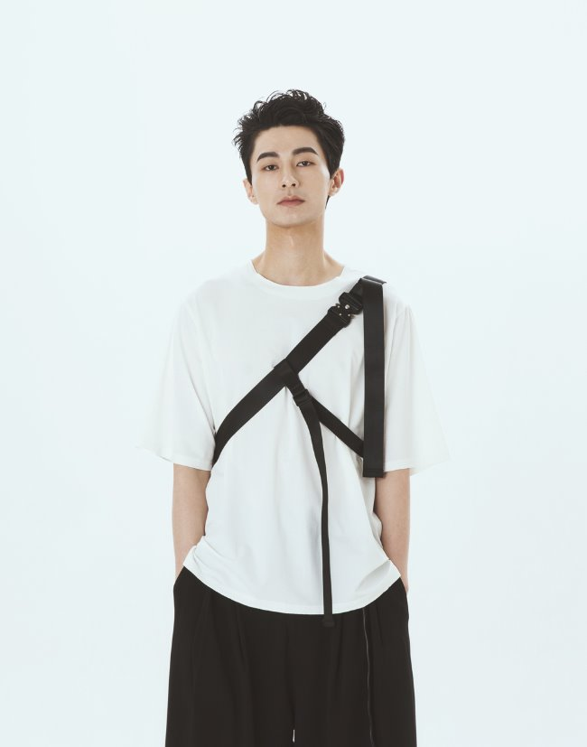 "Zigzag T-shirts""White"""